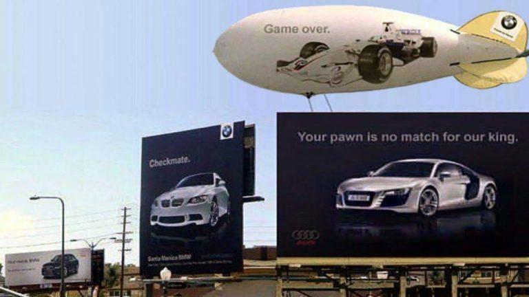 BMW-vs-audi-bilbord